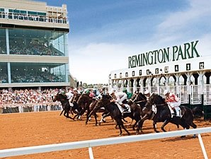 Remington Handle Spikes 48.3% at Recent Meet