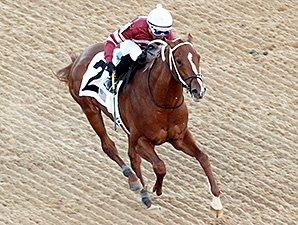 Tapiture in Sharp Drill For Arkansas Derby