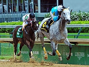 On Fire Baby Takes La Troienne at Churchill