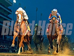 Will Take Charge won the 2013 Clark at Churchill Downs.