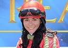 First U.S. Win for Jockey Alexandra Jara