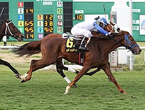 Potomac River Grinds Out Fair Grounds Win