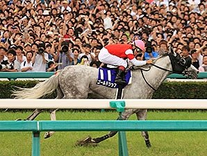 Gold Ship Repeats in Takarazuka Kinen