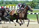 Kid Cruz Draws Rail for Belmont's Dwyer