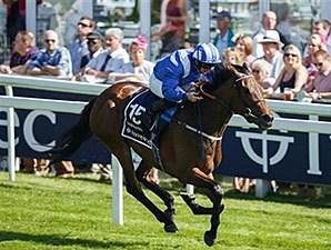 Unbeaten Taghrooda Draws Off in Epsom Oaks