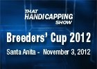 THS: Breeders' Cup 2012