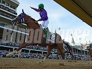 "<br><a target=""blank"" href=""http://photos.bloodhorse.com/TripleCrown/2014-Triple-Crown/Kentucky-Derby-140/i-dHVRwv9"">Order This Photo</a>"