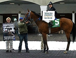 Hammond Hits 2,000-Win Milestone at Turfway