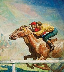 Second Sporting Art Auction in November