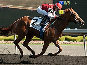 No Catching Unspurned in Bison City Stakes