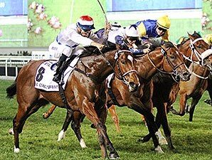 Amber Sky Sizzles in Al Quoz Sprint Victory