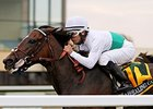 Appealing Cat Rides Rail to Parx Victory