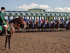 All-Sources Handle Fell During Keeneland Meet