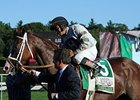 Jockey Saez Accused of Buzzer Use in Travers