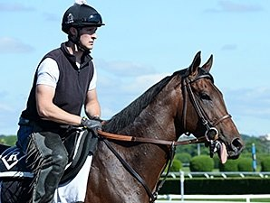 Spendthrift Counts on 'Medal' for Belmont