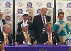 Breeders' Cup 2012 - Marathon Press Conference