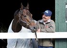 Distance Key to Beating Chrome, Trainers Say