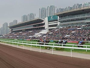 Hong Kong Stakes Opened to Overseas Horses