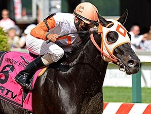 Ben's Cat Seeks Third Turf Monster Victory