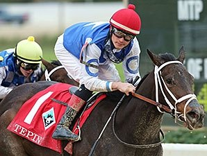 Tepin to Open Season in Miss Preakness