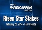 That Handicapping Show: Risen Star Stakes