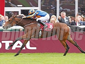 Found wins the Total Prix Marcel Boussac Criterium des Pouliches (Fr-I).