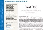 Northeast/Mid-Atlantic Region: Giant Start
