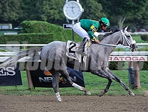 Stonetastic romps in the Prioress Stakes.