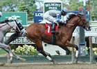 Noble Moon Hopes to Rise in Jerome Stakes