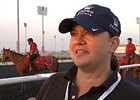 Dubai World Cup: Jane Chapple-Hyam