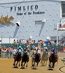 Pimlico Stakes Schedule Worth $4 Million