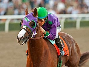 Sherman Keeps Ticking With California Chrome