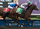 Ami's Holiday Makes Turf Debut in Breeders'