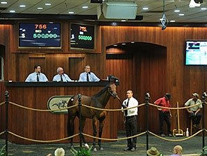 OBS June Sale Hits Stride in Third Session