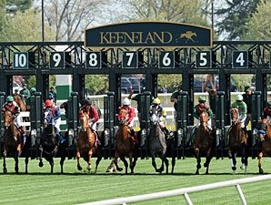 Breeders' Cup to Keeneland, California Tracks