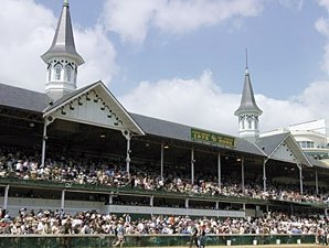 TVG Gets Churchill, other TrackNet Signals