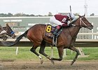 Untapable Unstoppable in Grade I Cotillion