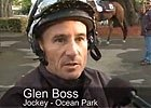 Cox Plate: Glen Boss - Jockey of Ocean Park