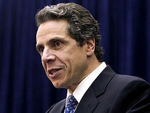 Cuomo: No Exclusive Casino Rights for Tracks
