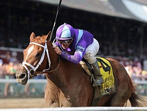 Alabama May Clinch Princess of Sylmar Eclipse