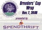 2009 Breeders' Cup Wrap: Day 2