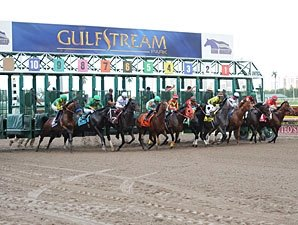 Gulfstream Projects Record Rainbow 6 Pool