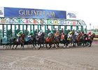 Gulfstream: Record $1.2B in Wagering in 2014