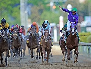 California Chrome Shines in Kentucky Derby