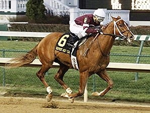 Tapiture, Walt Work Between Races at Oaklawn