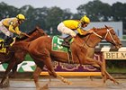 Curlin, Asmussen Among Hall of Fame Finalists