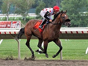 Plesa Sweeps Juvenile Stakes at Monmouth