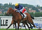 Esoterique Springs Upset in Prix Rothschild