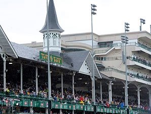 Steep Wagering Decline at Churchill Fall Meet