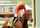 Champion Beholder Defends Zenyatta Crown